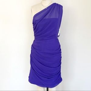 Purple Laundry by Shelli Segal Cocktail Dress